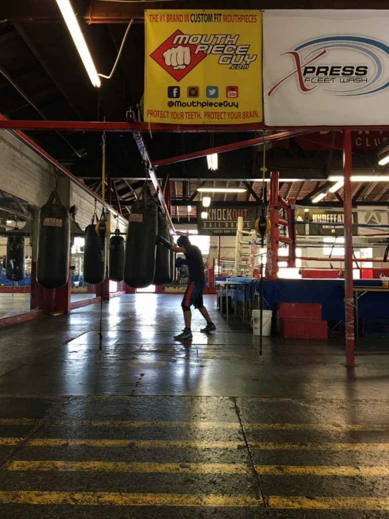 Azteca Boxing Club – Los Angeles 2017
