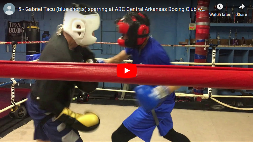 Videos – Tacu Sparring at ABC Boxing Club 2019